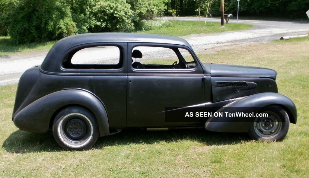 1937 chevrolet 2 door sedan street rod for 1937 chevy 4 door sedan
