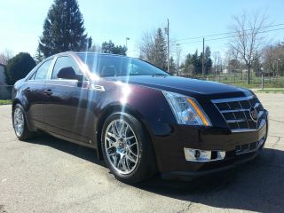 2008 Cadillac Cts,  Awd,  Performance Pkg,  Sharp photo