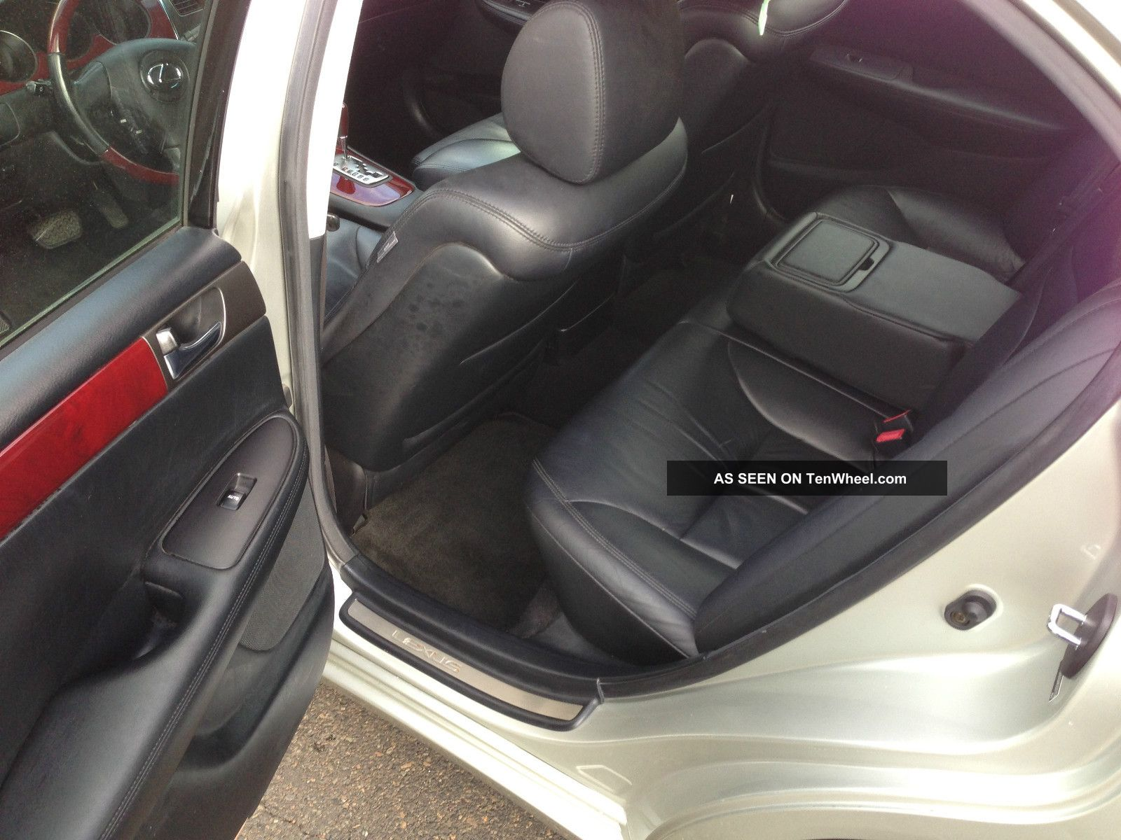 Lexus Es Base Sedan Door L Lgw on 2004 Silver Lexus Es 330