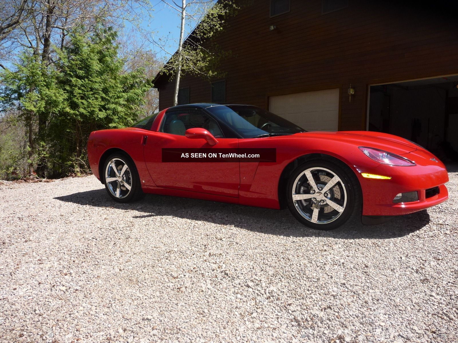 2009 Chevrolet Corvette 3lt Package And Z51 Under 2+ Yr Ext. Corvette photo