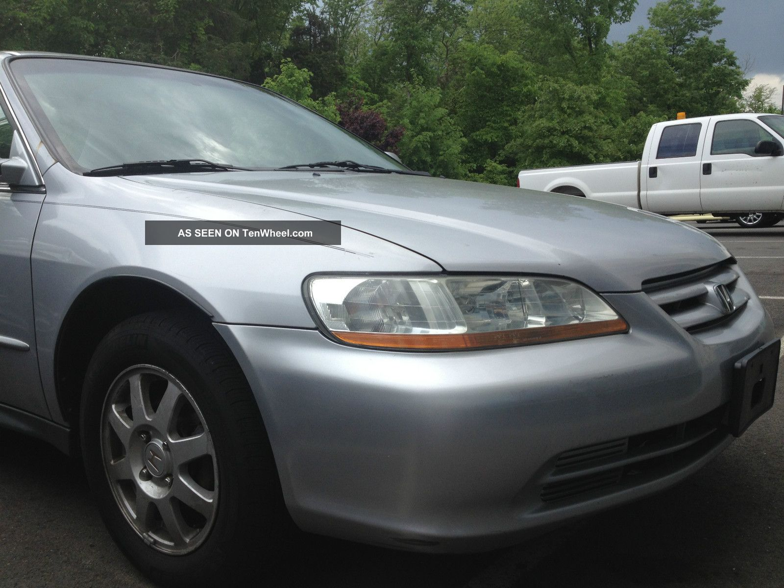 2002 Honda Accord Se,  4 Cylinder,  Rebuild Auto Transmission. Accord photo
