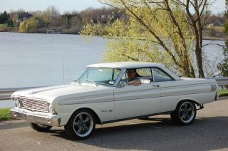 1964 Ford Falcon Futura Sprint 4.  3l photo
