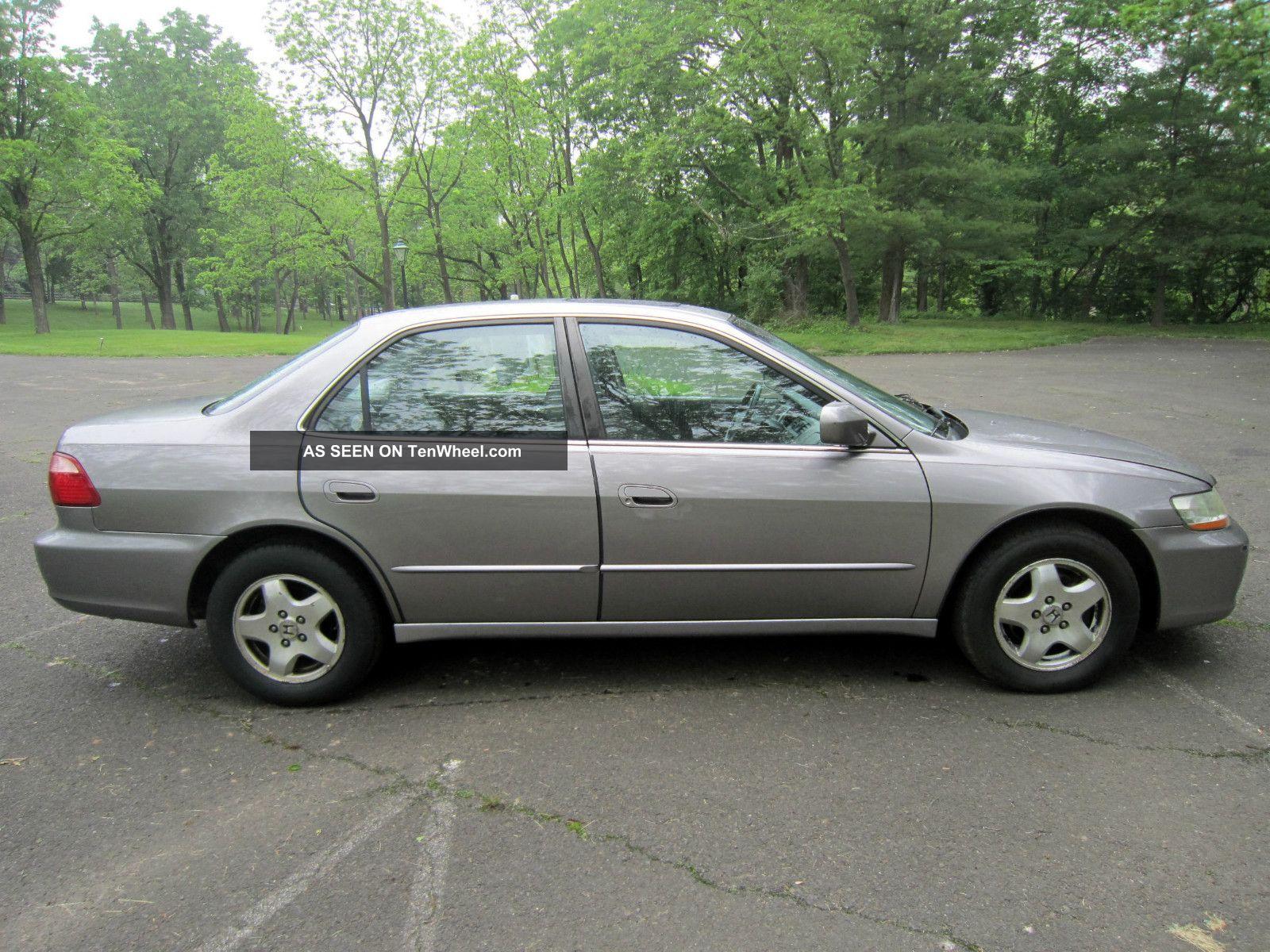 2000 Honda Accord Sedan With Accord photo