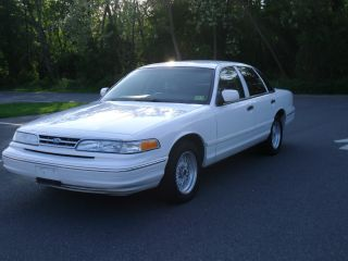 1996 Ford Crown Victoria 88k Title Crown Vic Police Interceptor Nj Cheap photo