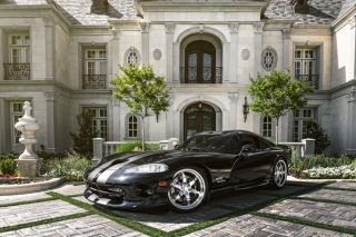 1999 Dodge Viper Gts Acr - Rsi Twin Turbo photo