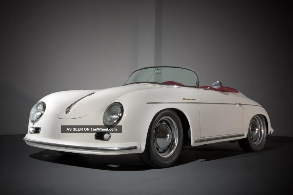 1957 356a Speedster Carrera Coachwerks Special Edition Hotel Del Coronado Replica/Kit Makes photo