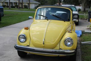 1978 Beetle Convertible,  Karman Ghia photo
