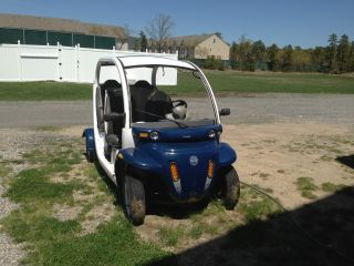 2002 Gem E825 Car Lsv Electric Vehicle Golf Cart photo