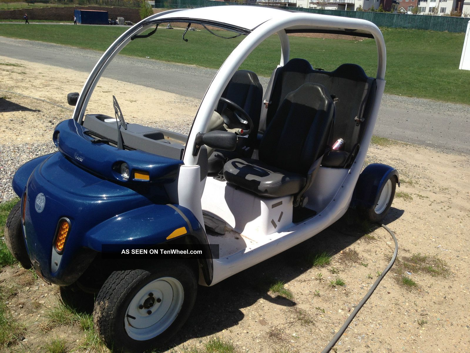 2002 Gem E825 Car Lsv Electric Vehicle Golf Cart 2001 Wiring Diagram Other Makes Photo 2