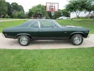 1969 Chevrolet Nova Yenko (clone) 427 4 Speed photo