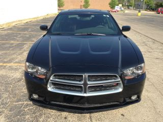 2012 Dodge Charger R / T Hemi (w12134) photo