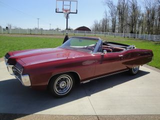 1967 Pontiac Grand Prix Convertible 8 Lug Wheels Loaded Hot - Rod (all -) photo