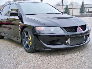 2003 Mitsubishi Evolution photo