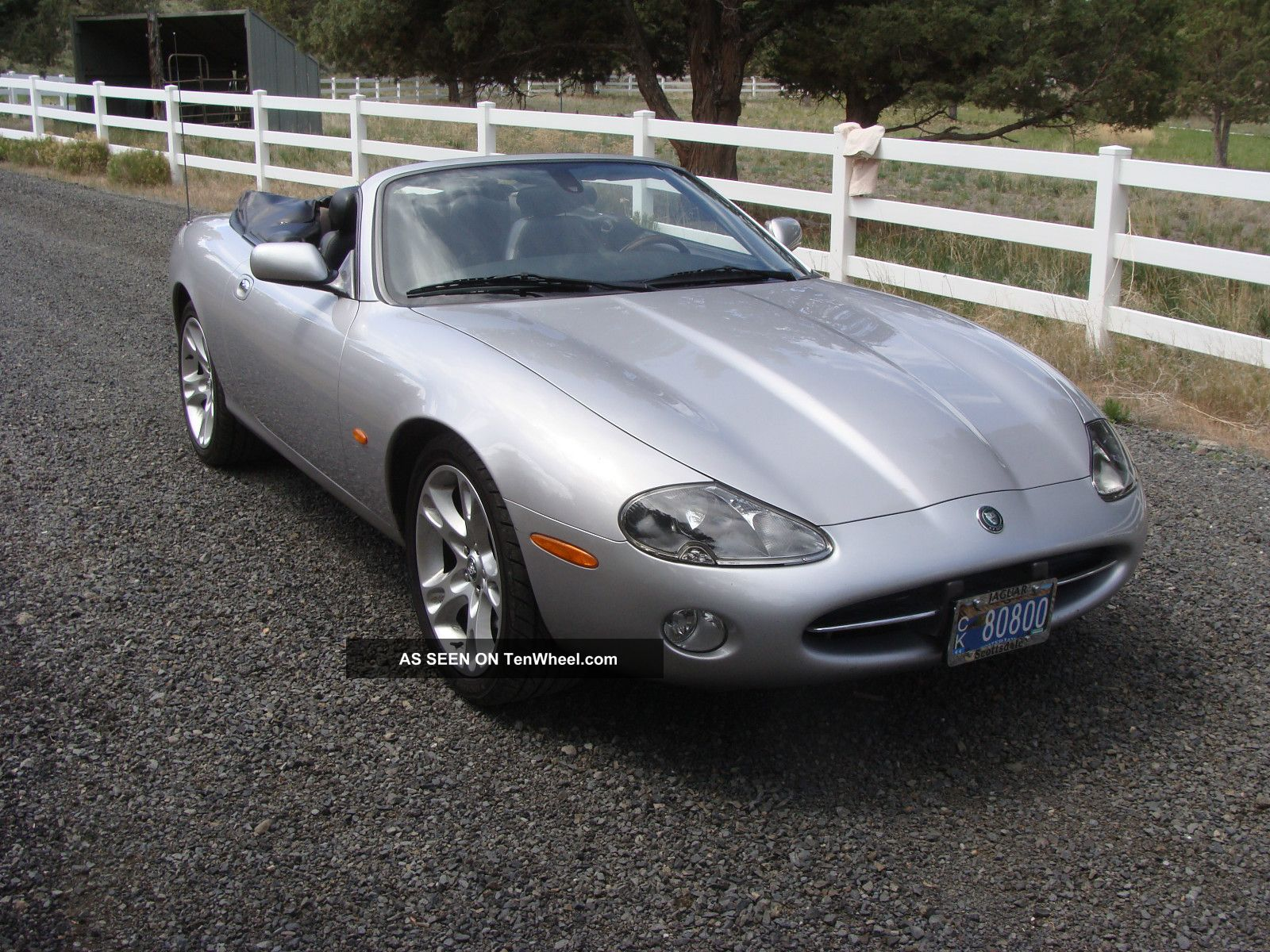 2004 Jaguar Xk8 Convertible In Condition XK photo