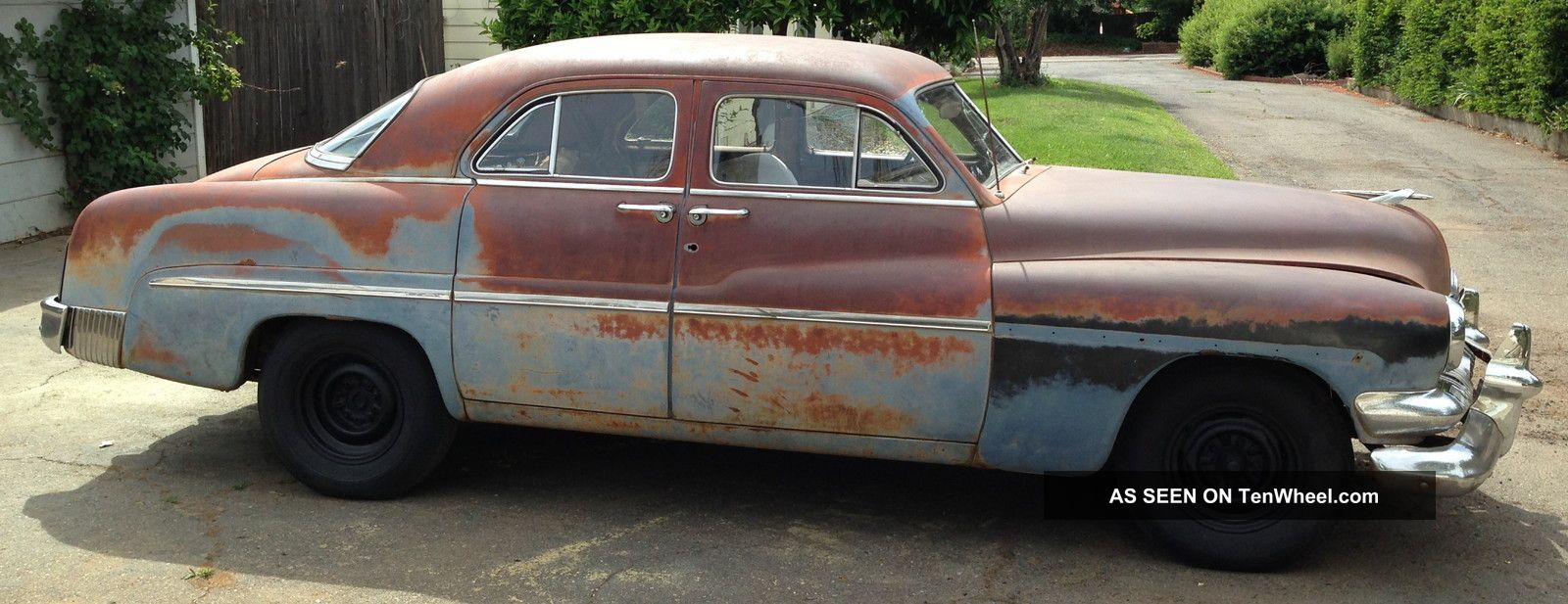 1951 51 Mercury Ready To Restore,  Or Customize Other photo
