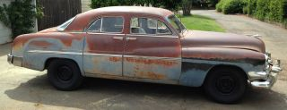 1951 51 Mercury Ready To Restore,  Or Customize photo