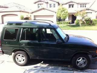 1999 Land Rover Discovery photo