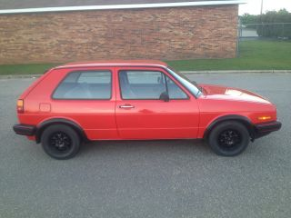 1985 Volkswagon Gti photo