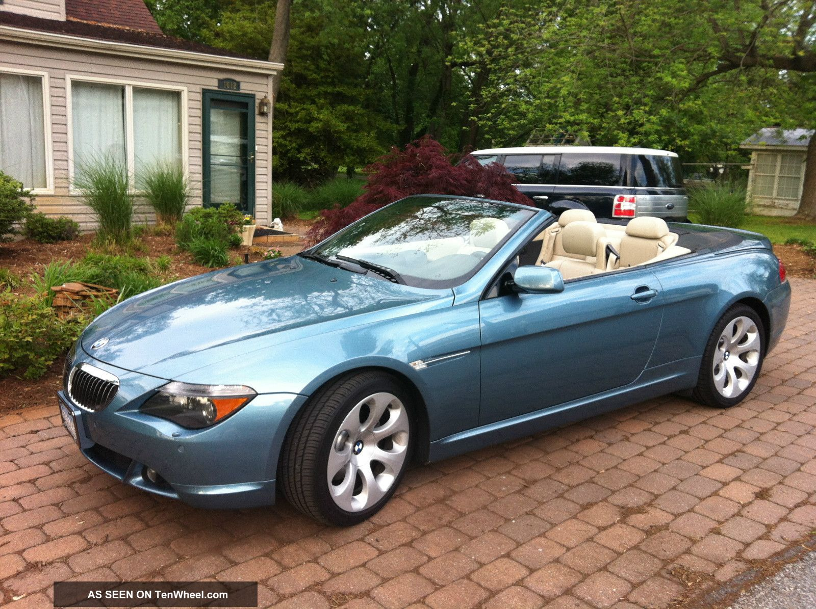 2005 bmw 645ci convertible 6 speed. Black Bedroom Furniture Sets. Home Design Ideas
