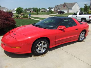 Pontiac Trans Am 1994 T - Tops photo