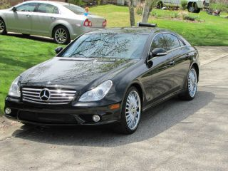 2006 Mercedes Benz Cls 500 Amg Sport Edition photo
