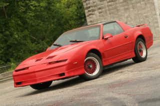 1988 Pontiac Trans Am photo
