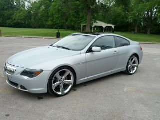 2005 Bmw 645ci Coupe 21