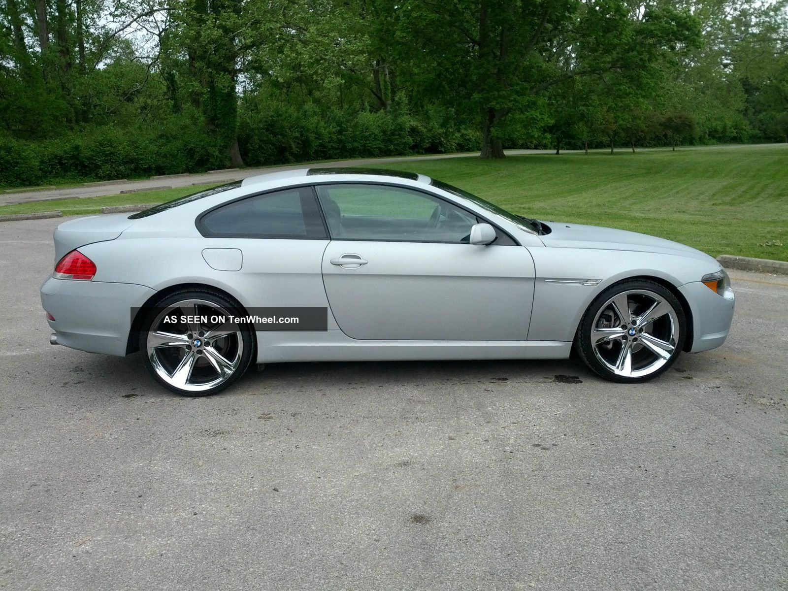 Bmw Ci Coupe Rims Wrapped E Dvd Loaded - Bmw 645ci horsepower