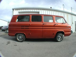 1964 Chevrolet Corvair Model 95 Van photo