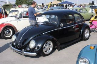 1957 Vw Beetle / Type 1 Oval Window Turbo Charged photo