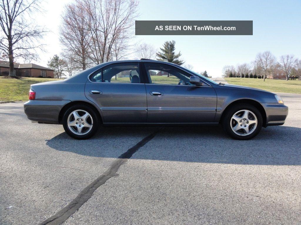 2003 Acura 3.  2l Tl TL photo