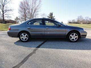 2003 Acura 3.  2l Tl photo