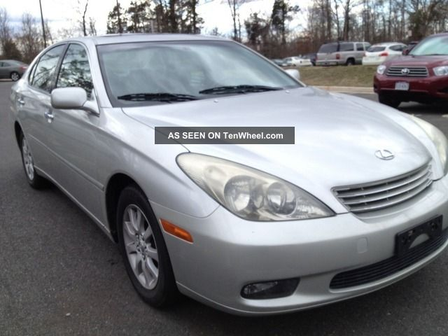 2003 Lexus Es 300,  Vehicle,  Ready To Go ES photo