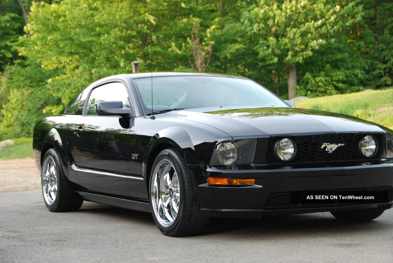 2006 ford mustang gt horse power. Black Bedroom Furniture Sets. Home Design Ideas