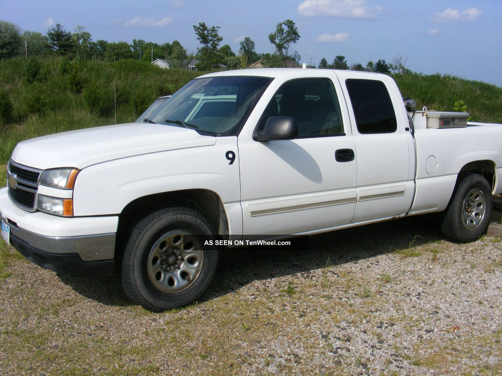 2006 chevrolet silverado 1500 lt extended cab pickup 4. Black Bedroom Furniture Sets. Home Design Ideas
