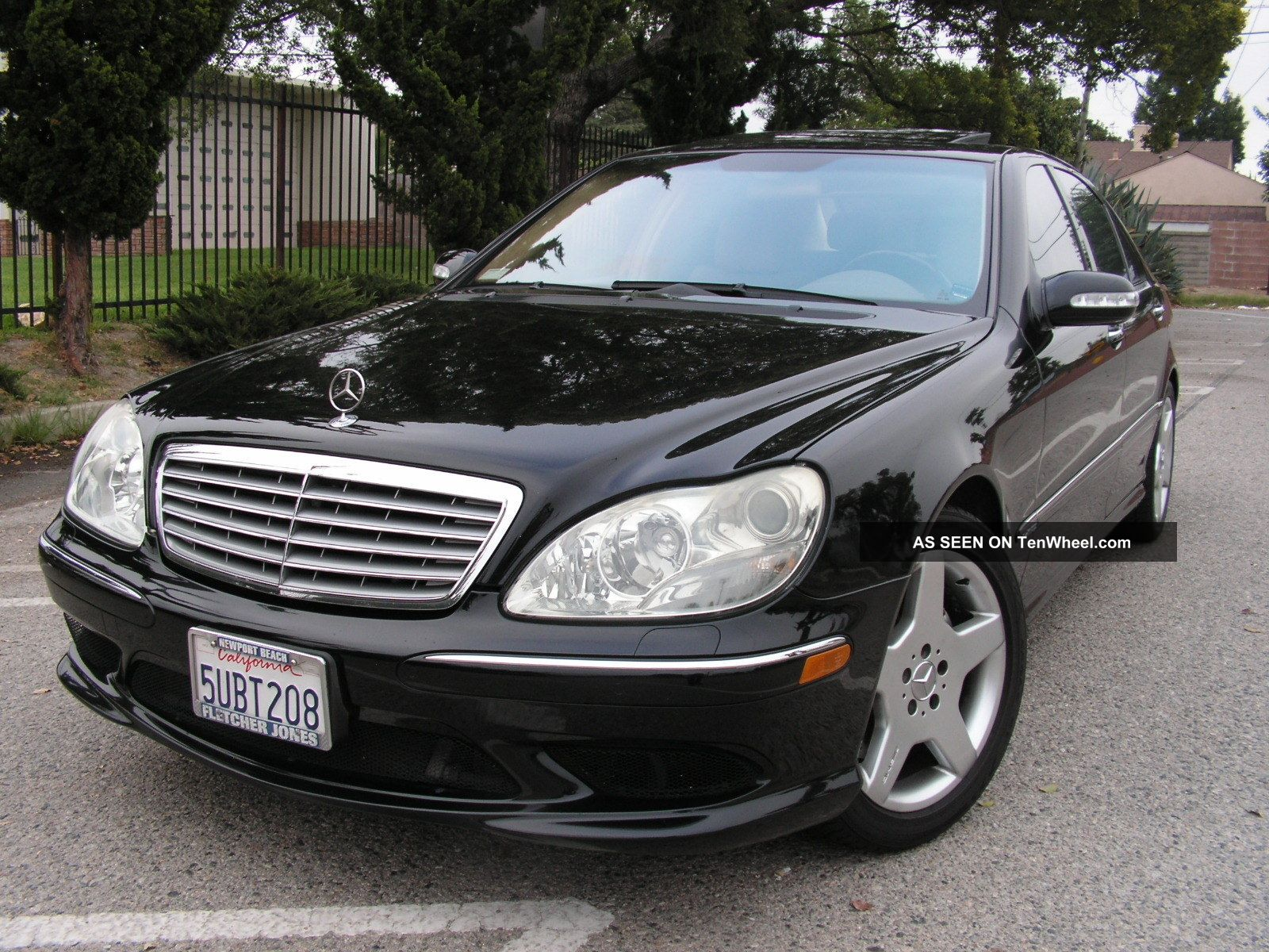 2003 mercedes benz s600 amg twin turbo 493hp 590tq for Mercedes benz s600 coupe