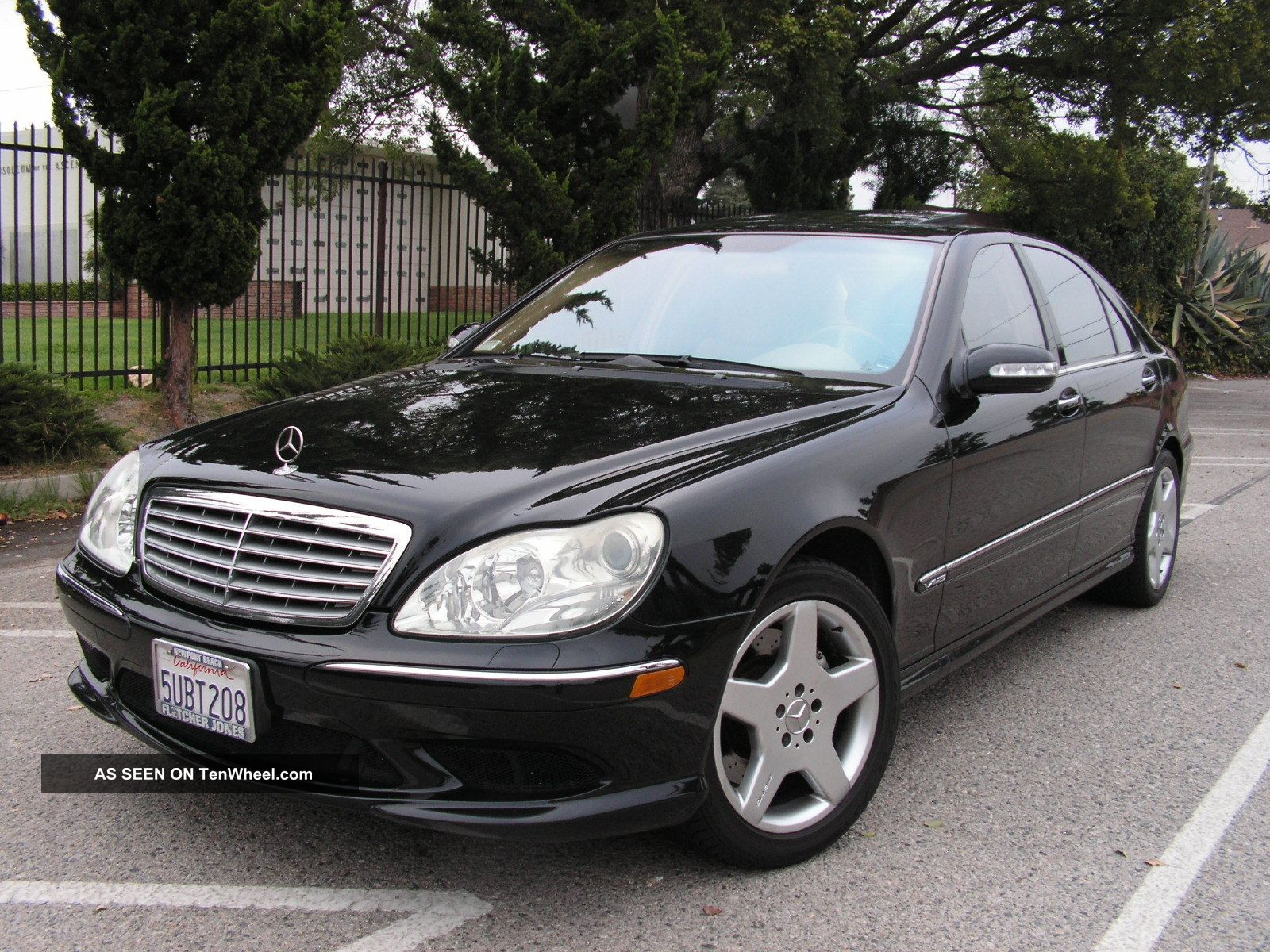 2003 mercedes benz s600 amg twin turbo 493hp 590tq for Mercedes benz s 600 amg