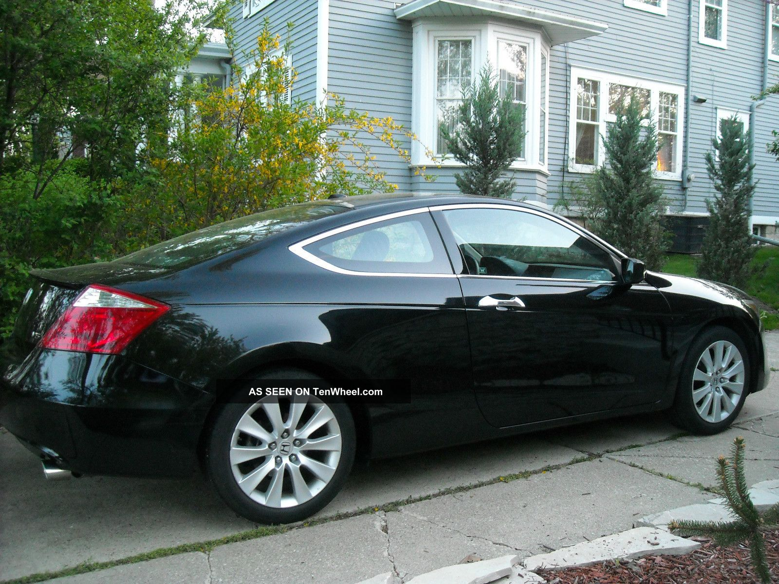 2008 Honda Accord Coupe,  Exl,  V6,  Black,  38k Mile Accord photo