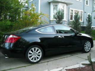 2008 Honda Accord Coupe,  Exl,  V6,  Black,  38k Mile photo