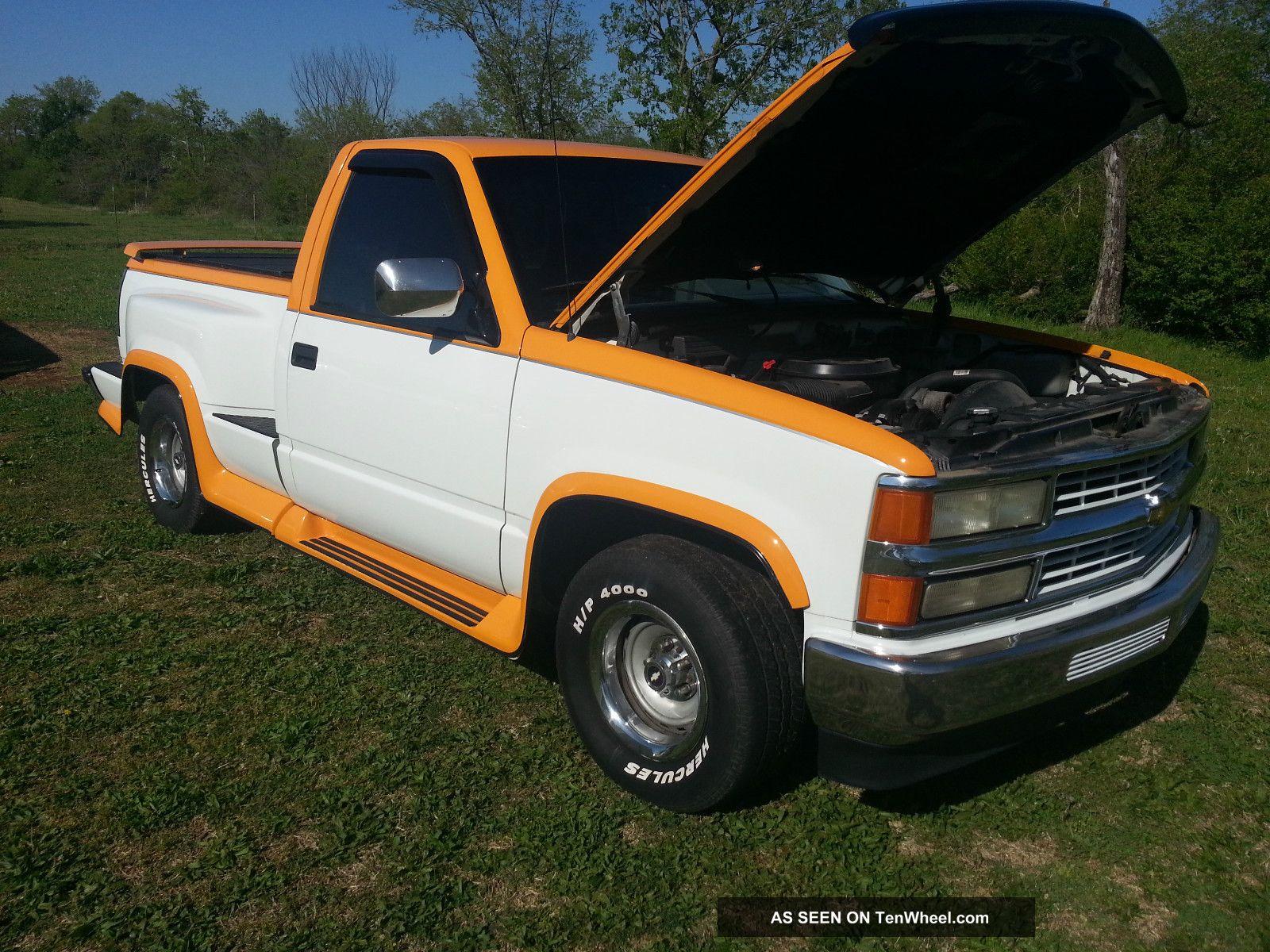 Chevrolet C Base Standard Cab Pickup Door L Lgw on 1994 Dodge Dakota White