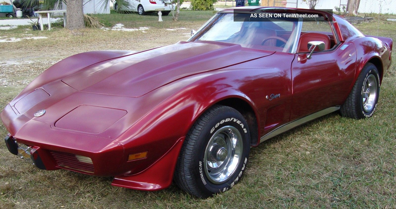 1976 chevrolet corvette stingray coupe l 48 engine w t tops. Cars Review. Best American Auto & Cars Review