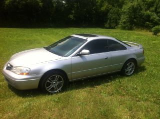 2001 Acura Cl Type - S Coupe 2 - Door 3.  2l photo
