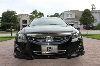 2012 Honda Accord Ex - L Coupe 2 - Door 3.  5l With & Hfp Package photo