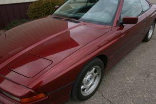 1995 Bmw 840ci Base Coupe 2 - Door 4.  0l photo
