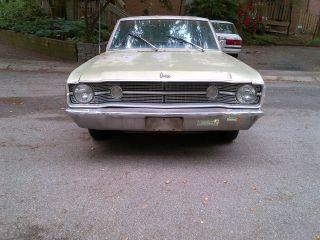 1968 Dodge Dart 4 Door photo