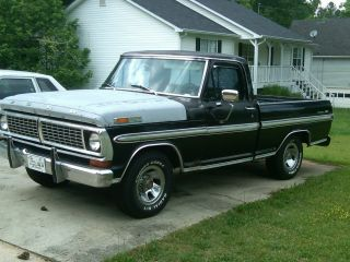 1970 Ford Ranger Xlt Shortbed F100 photo