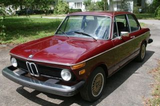 1975 Bmw 2002 Base Coupe 2 - Door 2.  0l photo