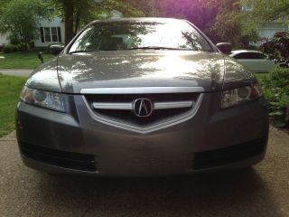 2006 Acura Tl Base Sedan 4 - Door 3.  2l photo