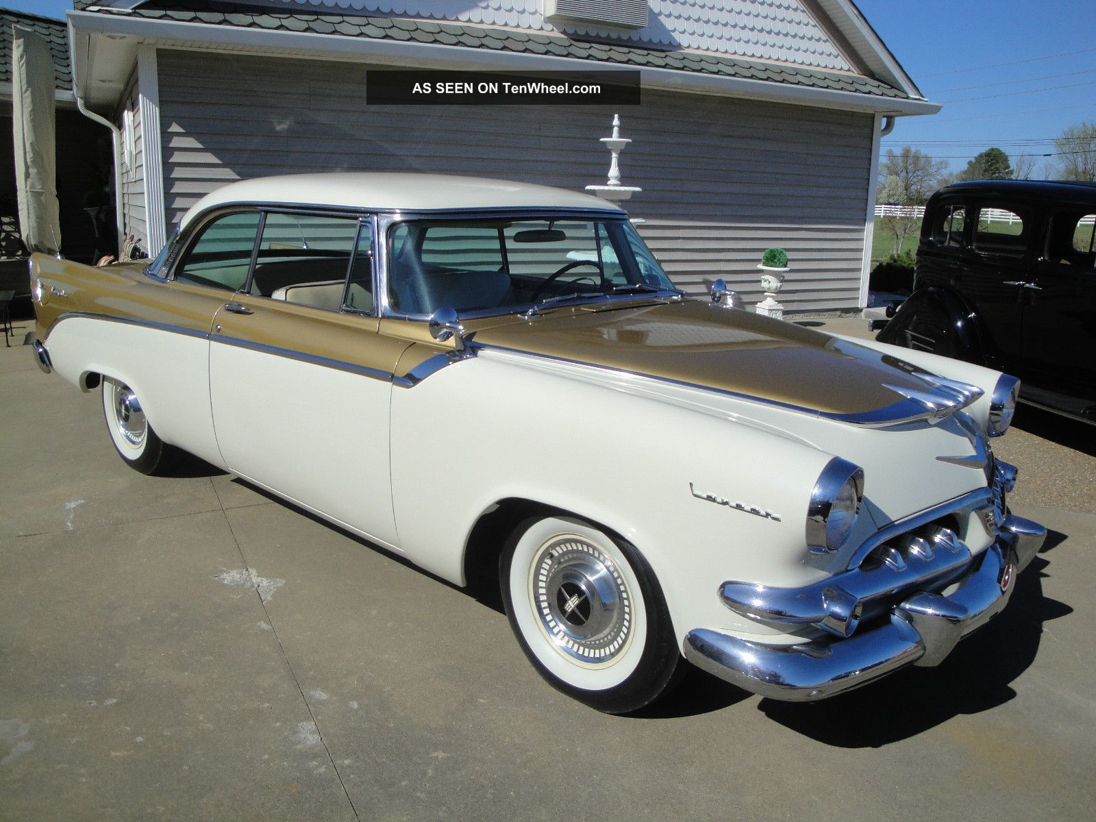 1956 Dodge Golden Lancer Full Restoration Hot - Rod (all -) 2 Door Hard Top Lancer photo