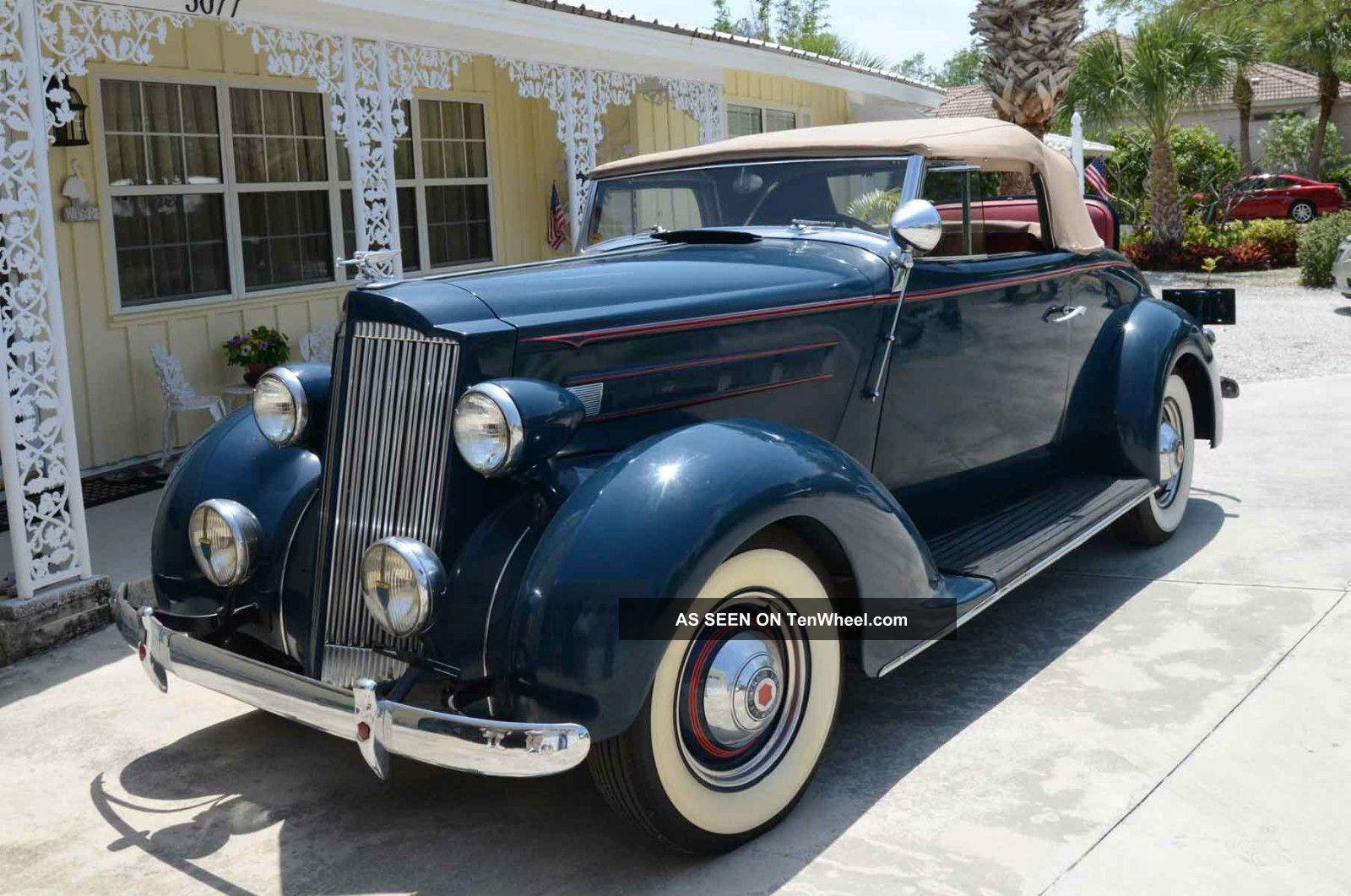 1937 Packard Packard photo